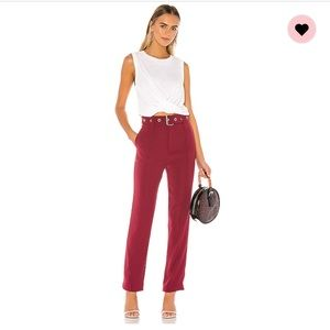 Lovers and Friends Brees Pant Revolve xxs